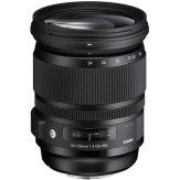 Objectif Sigma 24-105mm f4 DG OS HSM AF Nikon