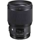 Objectif 85 mm Sigma f/1,4  DG HSM Art pour Nikon