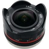 Objectif Samyang 7.5mm f/3.5 UMC Fish-eye Micro 4/3 Noir
