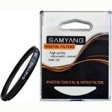 Filtro UV Samyang 72mm
