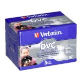 1x3 Verbatim Mini DVC 60