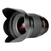 Objectif Samyang 16mm T2.2 V-DSLR ED AS UMC CS Sony A