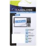 Protecteur d'écran Camgloss 1x3  6,4 cm (2,5)