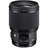 Objectif Sigma 85mm f/1.4 DG HSM Art Canon EOS