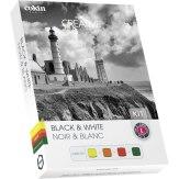 Filtres Cokin U400-03 Black & White Kit avec porte-filtres Z