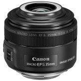 Objectif Canon 35mm f/2.8 EF-S  IS Macro STM