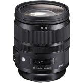 Objectif Sigma 24-70 mm f/2.8 DG OS HSM Art Nikon F