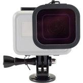 Filtre PRO-mounts Scuba Rouge pour GoPro HERO5
