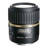 Tamron SP AF 60mm f/2.0 DI II LD Macro Nikon Objectif