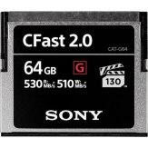 Sony Carte Mémoire Compact Flash 2.0 64 GB