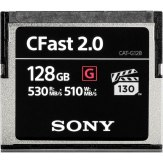 Sony Carte Mémoire Compact Flash 2.0 128 GB