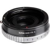 Adaptateur Reflex Kipon Canon EF - Fuji X