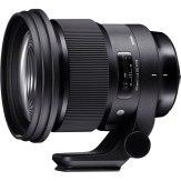 Objectif Sigma 105mm f/1.4 DG HSM Art Canon EOS
