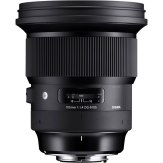 Objectif Sigma 105mm f/1.4 DG HSM Art Nikon F