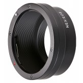 Adaptateur Reflex Novoflex Canon EF - Sony E