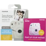 Fujifilm Instax Mini 9 Blanc Design Set