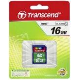 Carte mémoire SDHC Transcend 16GB Classe 4