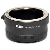 Adaptateur reflex Nikon F - Fuji X