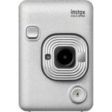 Fujifilm instax mini LiPlay Blanc pierre
