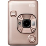 Fujifilm instax mini LiPlay Rose doré