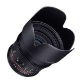 Objectif Samyang 50mm T1.5 VDSLR Micro 4/3
