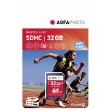 Carte mémoire SDHC AgfaPhoto 32GB Classe 10 / MLC