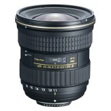 Objectif Tokina AT-X 11-16mm f/2.8 Pro AF DX II pour Canon