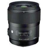 Objectif Sigma 35mm f/1.4 Art DG HSM Nikon AF