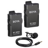 Micro sans fil haute performance Boya M/C BY-WM4