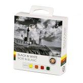 Pack de 4 filtres Cokin H400-03 Black & White