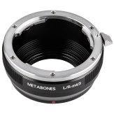 Adaptateur Metabones Leica R - MFT II