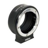 Adaptateur Metabones Nikon G - Sony E