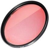 Filtre rouge Mantona pour adaptateur GoPro 58mm