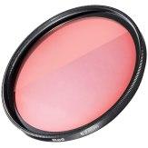 Filtre rouge Mantona pour adaptateur GoPro 52 mm