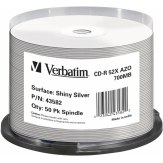 1x50 Verbatim CD-R 80/700MB 52x Thermo Printable