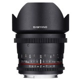 Objectif Samyang VDSLR 10mm T3.1 ED AS NCS Pentax