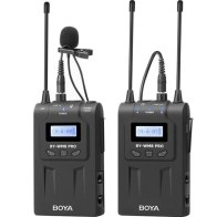Boya BY-WM8 Pro K1 Micro-cravate sans fil UHF