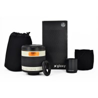 Gloxy 500-1000mm f/6.3 Téléobjectif Mirror Micro 4/3 + Multiplicateur 2x