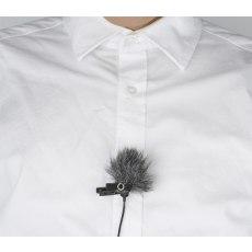 couleur rapide matériaux de qualité supérieure le moins cher Boya BY-B05 Bonnette anti-vent pour micros-cravates (3x)