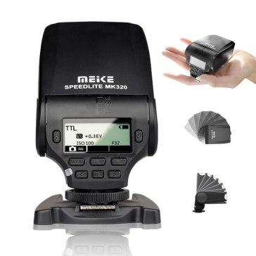 Meike Flash MK-320 pour Sony A6600