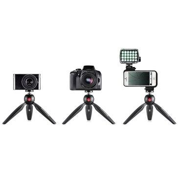 Manfrotto Pixi Mini-trépied Noir pour Canon Ixus 800