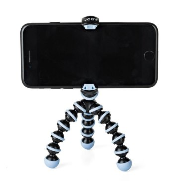 Mini-trépied Joby GorillaPod Mobile Mini Bleu