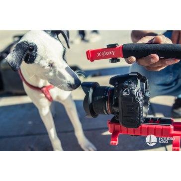 Stabilisateur vidéo Gloxy Movie Maker pour Sony A6100