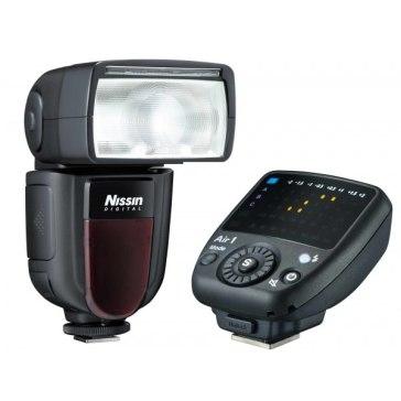 Flash Nissin Di700A + Déclencheur Commander Air pour Canon