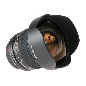 Samyang 14mm f/2.8 Grand Angle pour Canon EOS 90D
