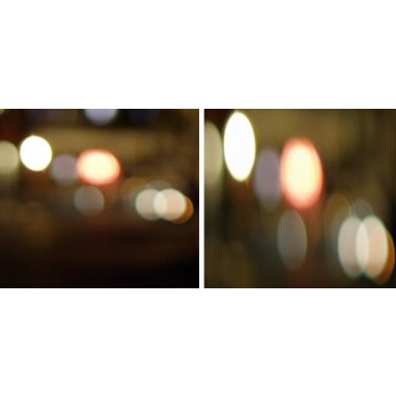Filtre Anamorphique CineMorph Bokeh Flare/Streak pour Sony A6100