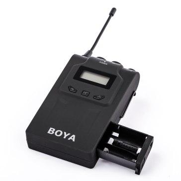 Micro-cravate sans fil UHF Boya BY-WM8 pour Sony A6100