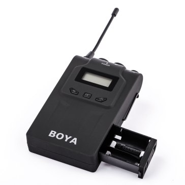 Micro-cravate sans fil UHF Boya BY-WM8 pour Sony A6600
