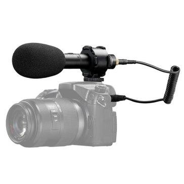 Boya BY-PVM50 Microphone condensateur stéréo pour Sony A6100