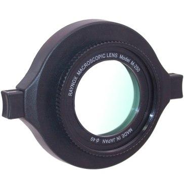 Kit Macrophotographie Rail + Lentille pour Sony DSC-V3